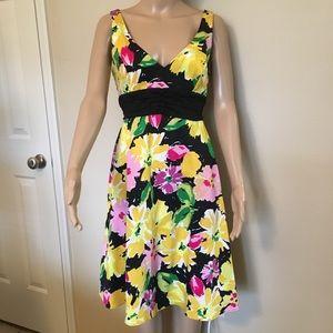 Fresh, Colorful Spring Dress